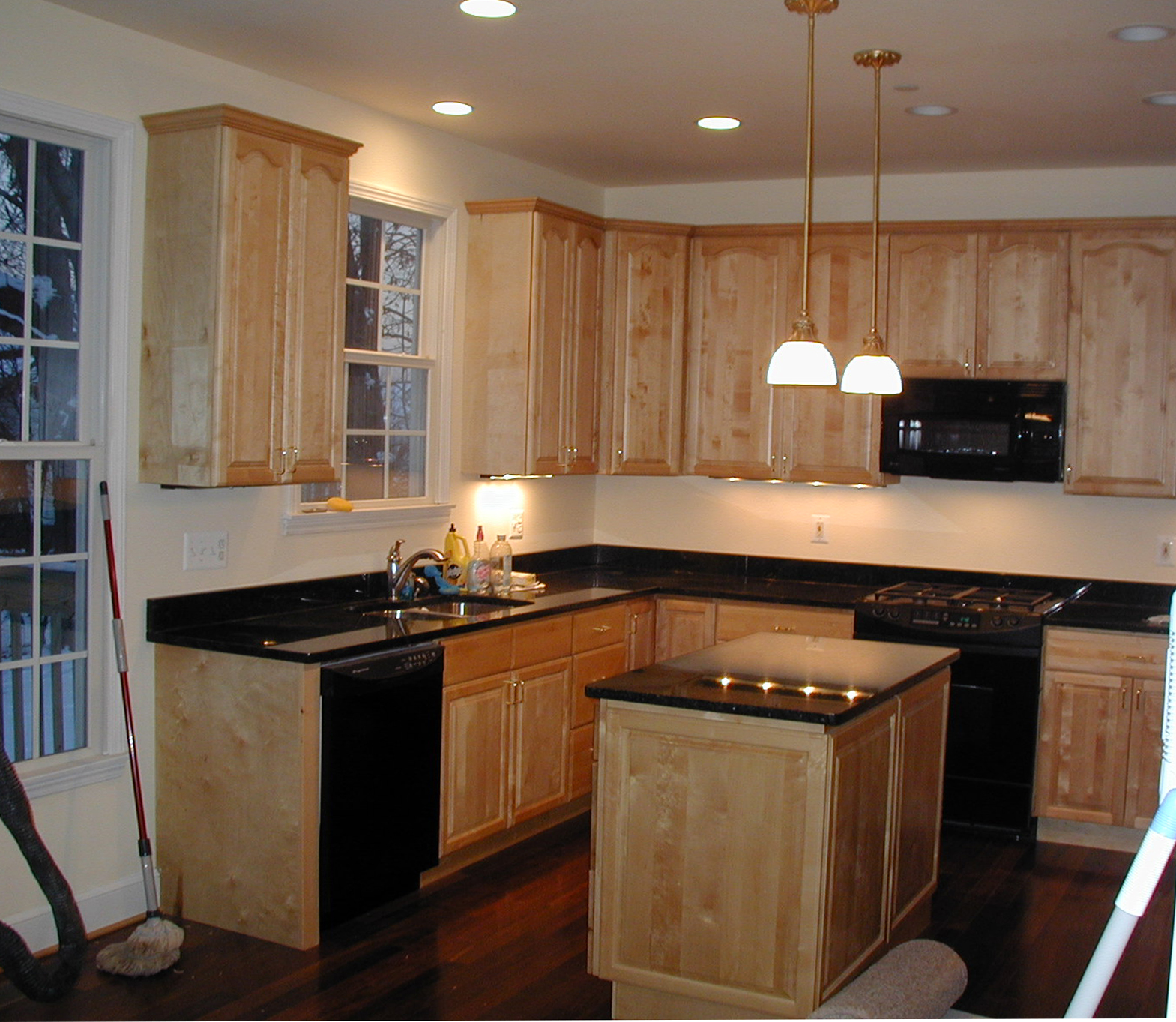 Spring Kitchen Cary: Montgomery County Electrician